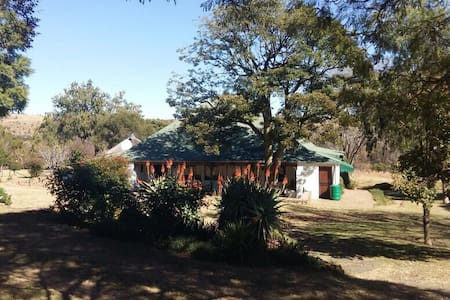 Lovely farm house in Magaliesburg (avail p/person)