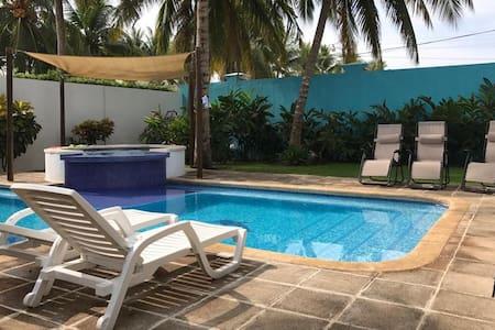 Casa de playa en Puerto San José