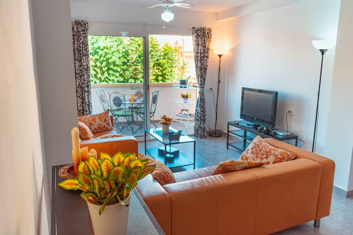 Precioso Apartamento a 200m de la Playa Arenal