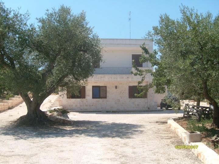 villa piano terra