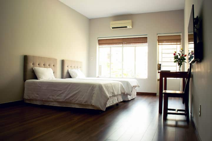 Ent Villa for rent in HCMC, Vietnam