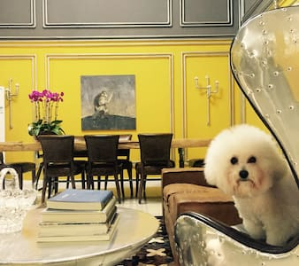 复式民宅,休闲庭院,榻榻米茶室,空间均可使用 - 深圳