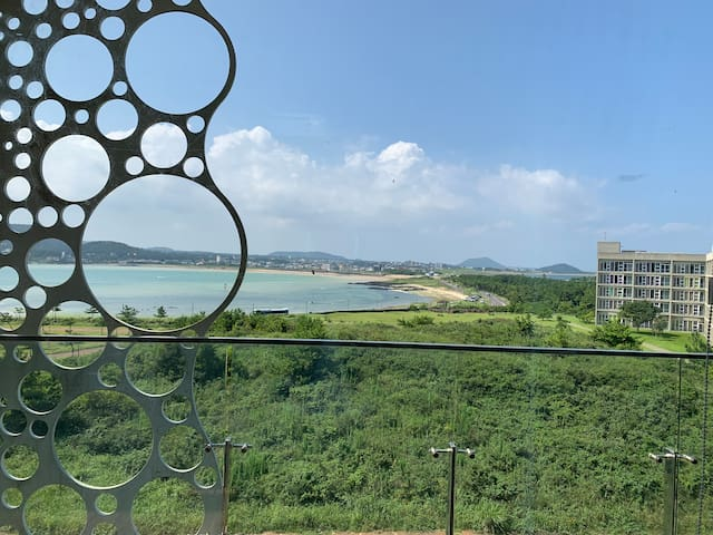 Ocean Star& Sea View G성산일출봉  섭지코지해변 아쿠아플라넷 br