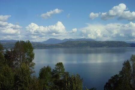 Cabañas en el corazón de Licanray - Villarica