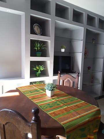 Confortable y céntrico depart a pasos Plaza Ppal - San Miguel de Tucumán - Apartment