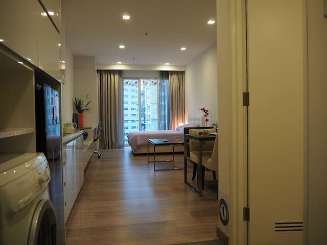 Perfect location #8 @Heart of KL City - Kuala Lumpur - Appartement