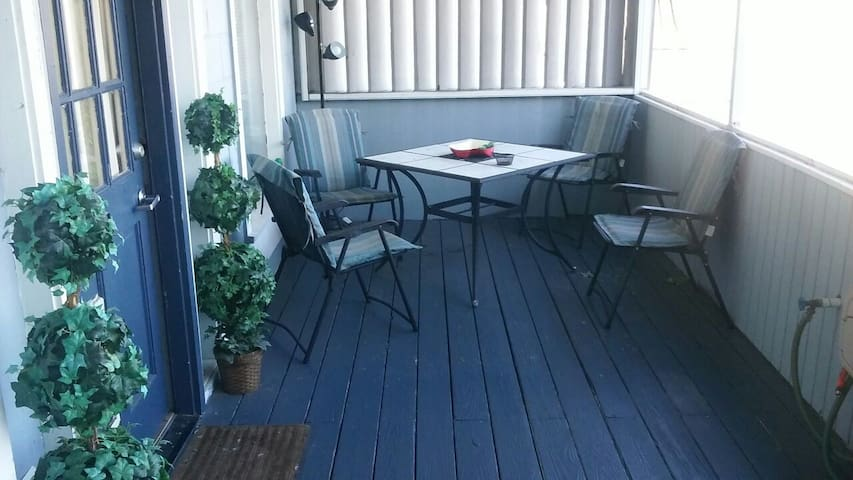Screened Lanai with Access from House.