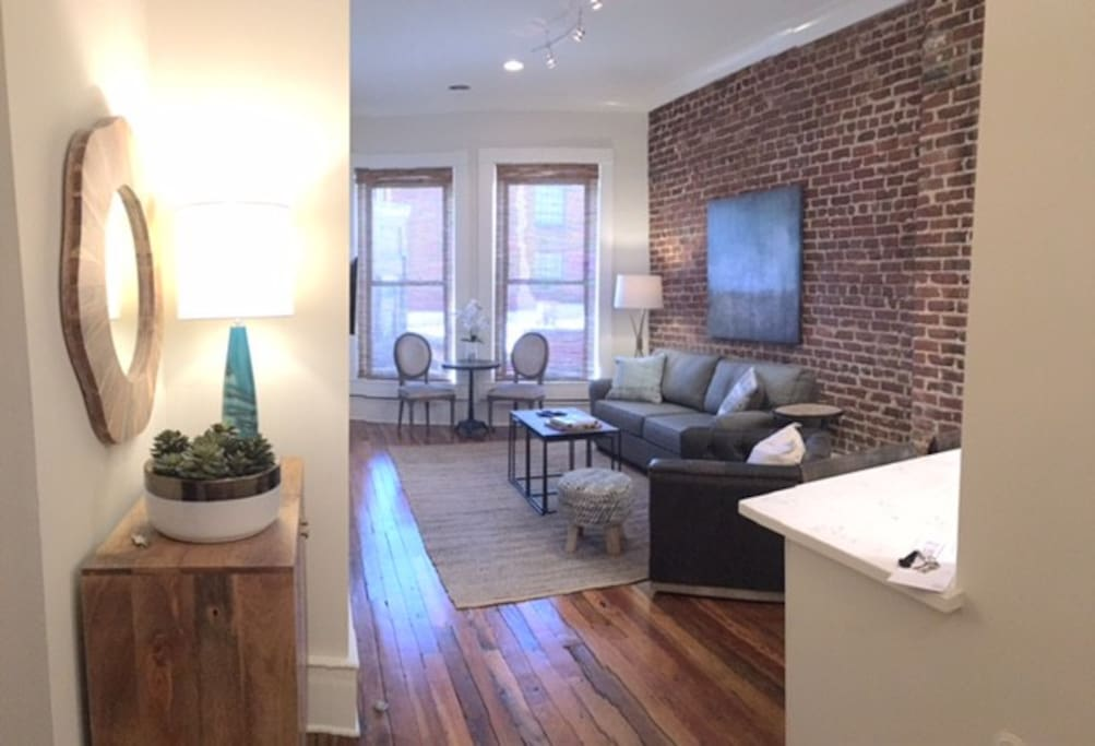 Old City Charmer Apartments For Rent In Knoxville Tennessee United States