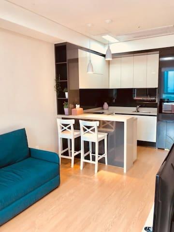 NEW Primium House !! 현대아울렛 최고의전망 깨끗하고 이쁜집.경관최고!!11