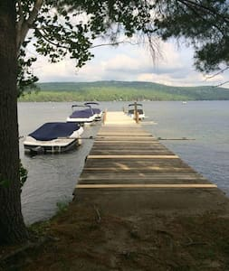 Sunny Cottage on Lake Sunapee