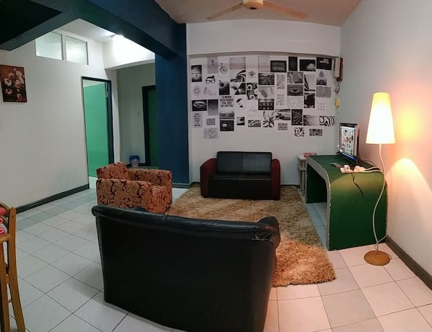 Wisma Haza Apartments,  2 bedrooms at capital city