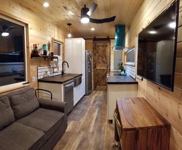 The Galley Container House