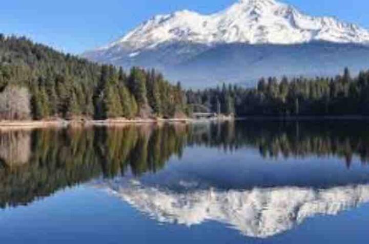Mt Shasta Lake Home Boat Parking Skiing & Fishing