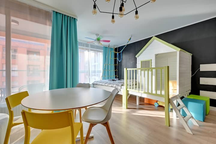 Family apartment - Gdańsk Old Town