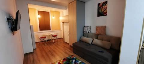 Su apartamento acogedor en Sofievskiy Kvartal RE