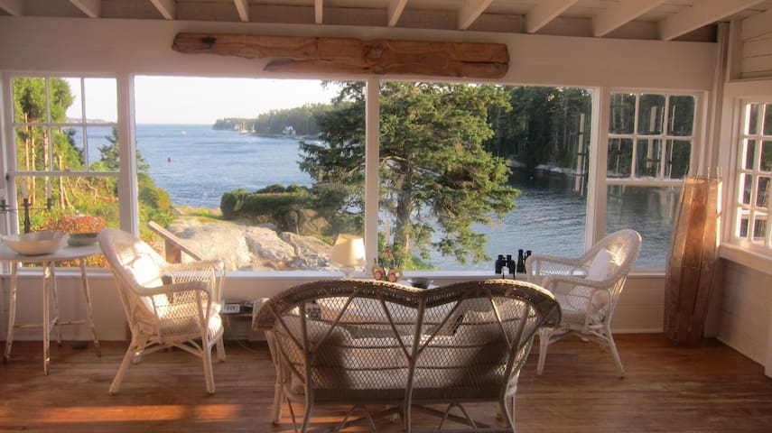 Artist's Haven - Boothbay Harbor - Rumah