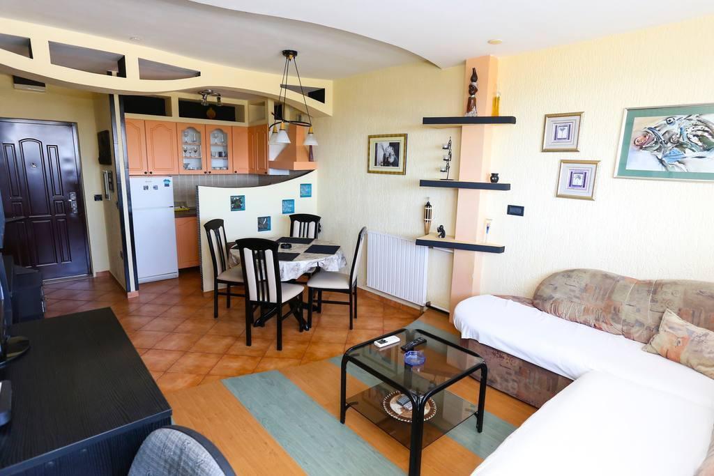 Living Room - City Beach Apartment