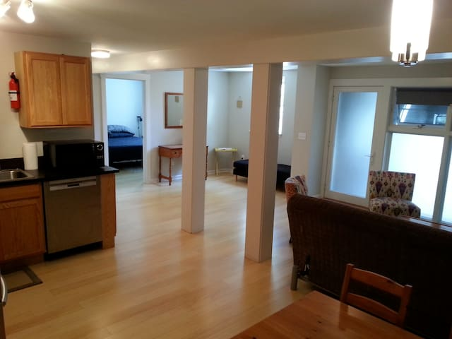 Stylish Downtown 1BD Furnished Apt