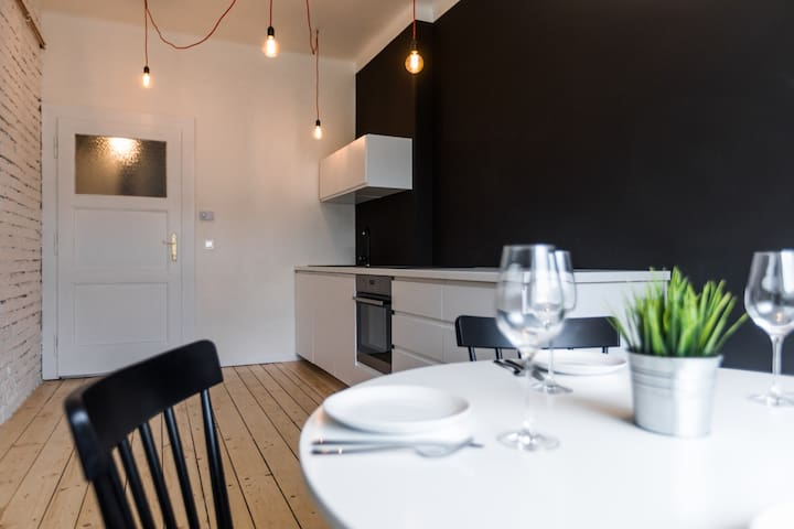 Newly renovated apartment close to OLD TOWN
