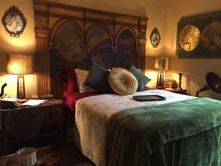 Expedition Quarters-Vintage Theme Home Near Zion