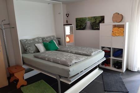 Gemütliches Zimmer mit Bad- Nähe München, S-Bahn