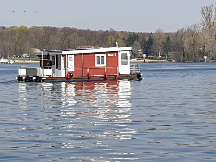 Hausboot DUVAL 4 - mit und ohne Führerschein
