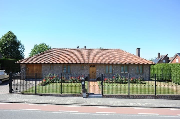 Flanders Cosy Corner