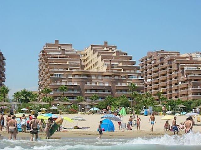 Sea facing Apartment on the beach