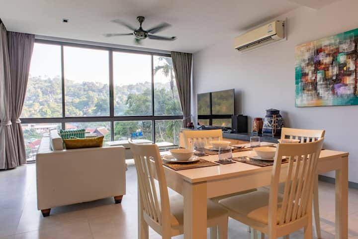 1 Bedroom Apartment Mountain View Near Beach - B12