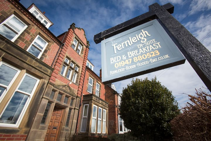 Fernleigh B&B Robin Hoods Bay, Whitby