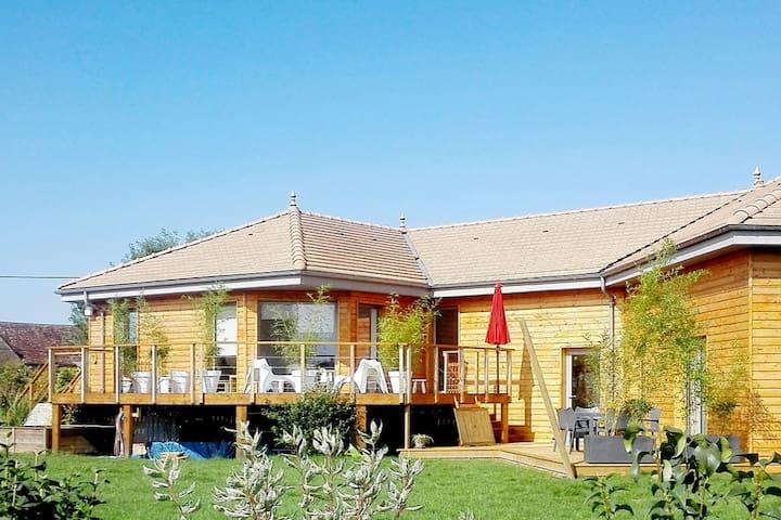 La maison en bois de Tomelola - La Quinte
