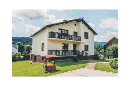 Holiday apartment with 3 bedrooms on 90m² in Grybòw