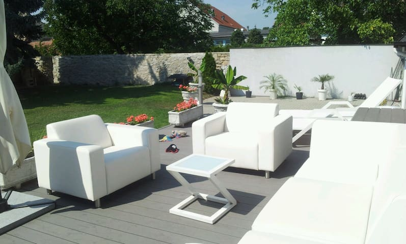 Top modernes 1-Familienhaus! - Fischamend-Markt - Huis