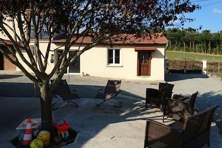 Beau gîte entièrement neuf & équipé - Saint-Sixte, Auvergne-Rhône-Alpes, FR - Σπίτι