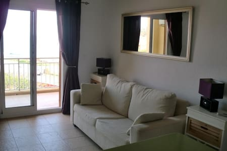 Punta Prima beach front holiday apartment. - Torrevieja