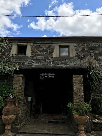 Casa rural a medio camino entre Asturias y Ribadeo