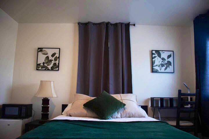 Sunny, Cozy, Modern Private Room- near Chautauqua