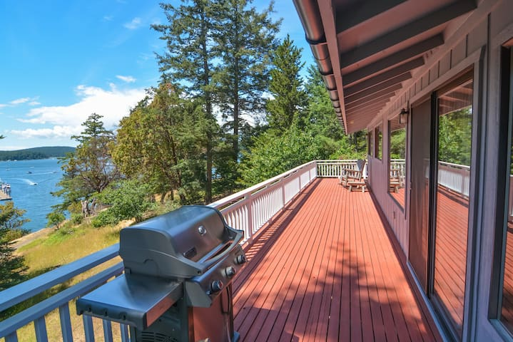 San Juan Island, Roche Harbor Heights #122