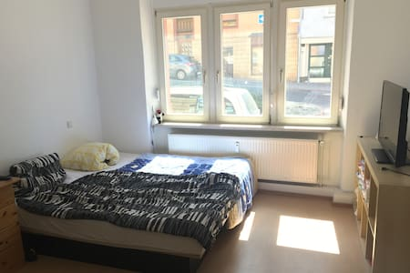 ☼comfortable room with a big waterbed+TV in Bingen - Bingen - Apartmen