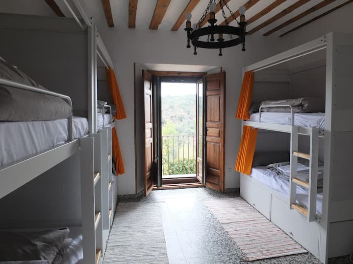 Habitación 1-Precio por persona/cama individual