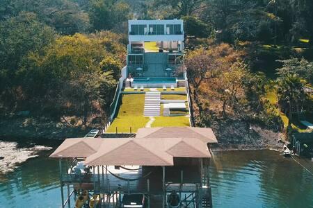 EQUINOCCIO Hotel Lago de Coatepeque 3C