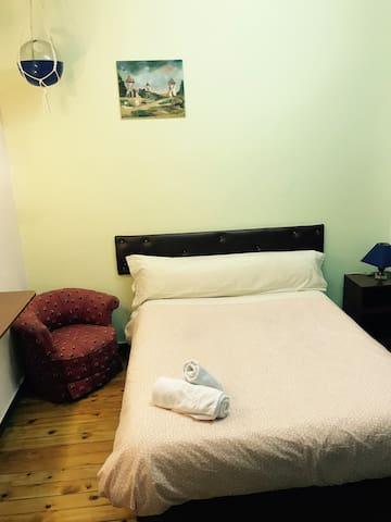 Habitación privada en Hostal