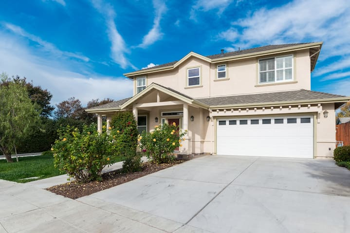CY: Gorgeous 4brd home in Silicon Valley