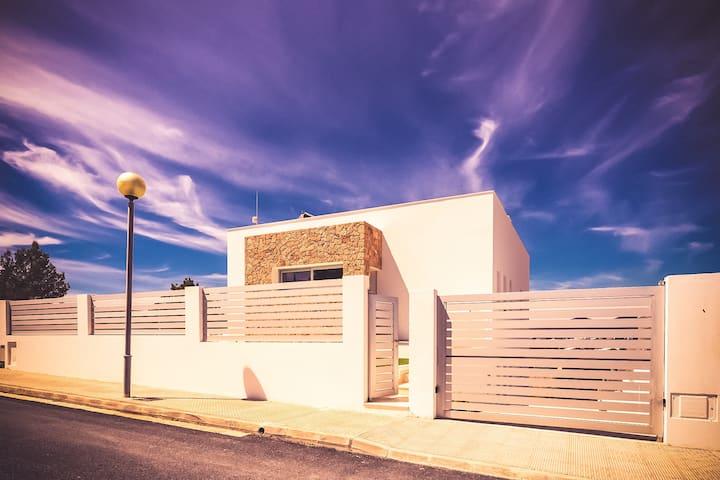 Deluxe Villa Pool 4 Bedrooms Jesus Talamanca Ibiza