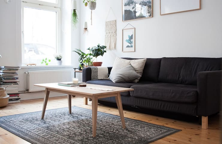 Minimal Living in Hamburg-Eimsbüttel