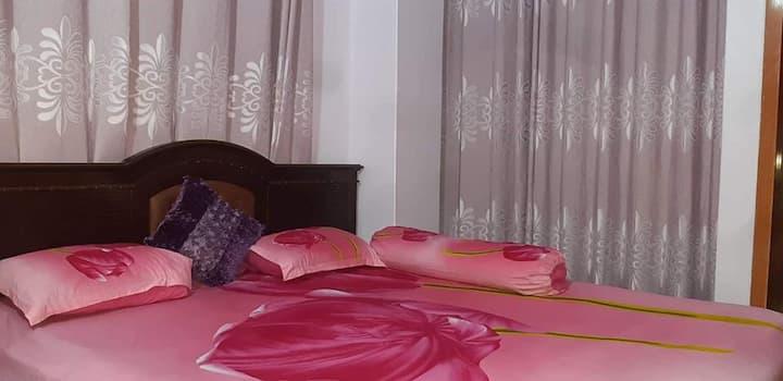 Accommodation near by Dhaka International Airport