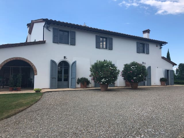 Casa relax nelle campagne  toscane