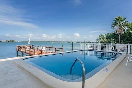 Treasure Island Beach & Bay Condo - Treasure Island - Apartamento