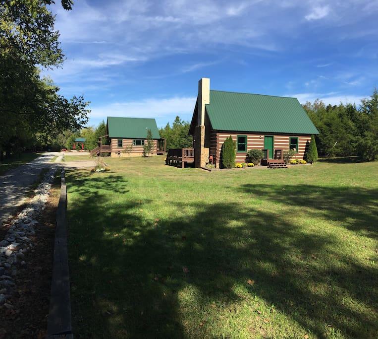 Farmville lodging