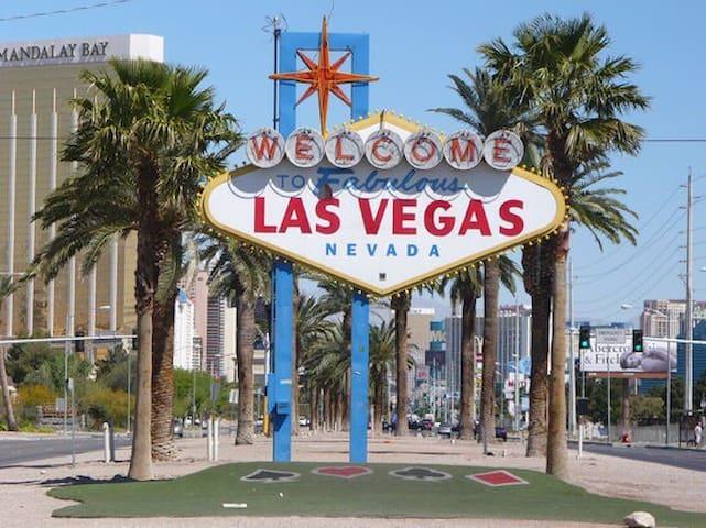 Vacation in Las Vegas & Comfortable 4BR+3Bath